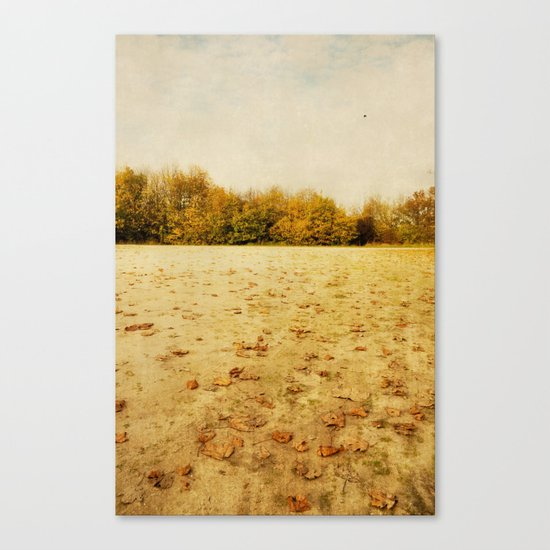 what is time Canvas Print