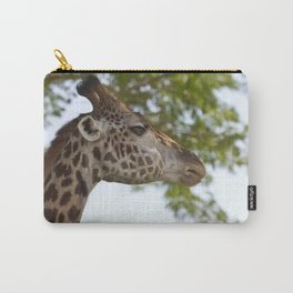 Why wasn't the Giraffe invited to the party? Carry-All Pouch