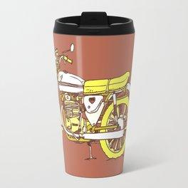Vintage Motorcycle Gems III Travel Mug
