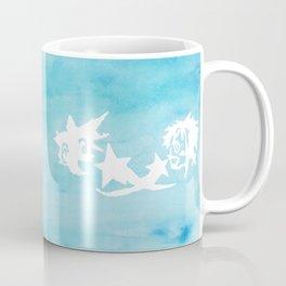 Kingdom Hearts Watercolor Coffee Mug