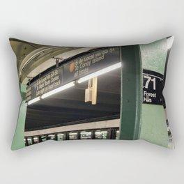 71 Forest Hills Rectangular Pillow