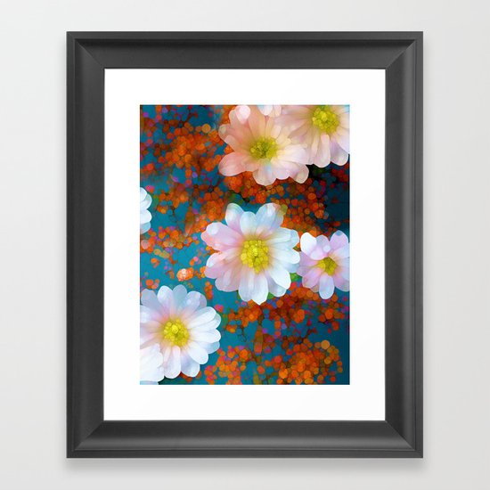 Happy As Can Be Framed Art Print