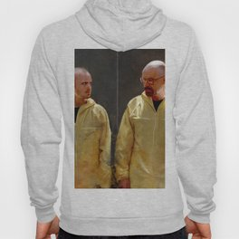 Walter White And Jesse Pinkman - Time To Cook Hoody