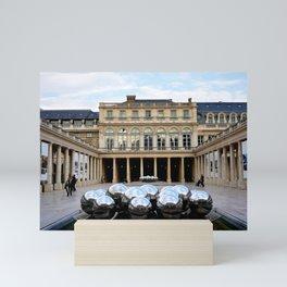 Palais Royale 4 Mini Art Print