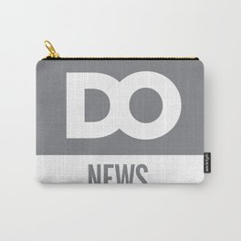 DO News Carry-All Pouch