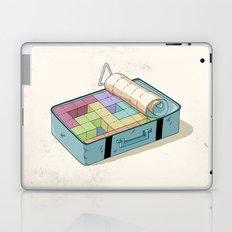 Preparing luggage Laptop & iPad Skin