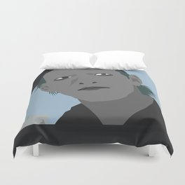 UPDATES ON CLOUD CUCKOO LAND PRODUCTION METHODS Duvet Cover
