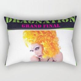 Dragnation Season 1 Monica QLD Rectangular Pillow