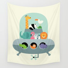 Expedition Wall Tapestry