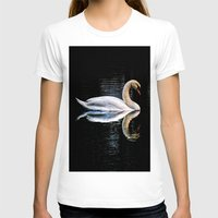 swan queen T-shirts featuring Swan by Ami_P