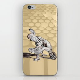 B BOY - vanguard style iPhone Skin