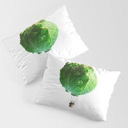 Iceberg Balloon Pillow Sham