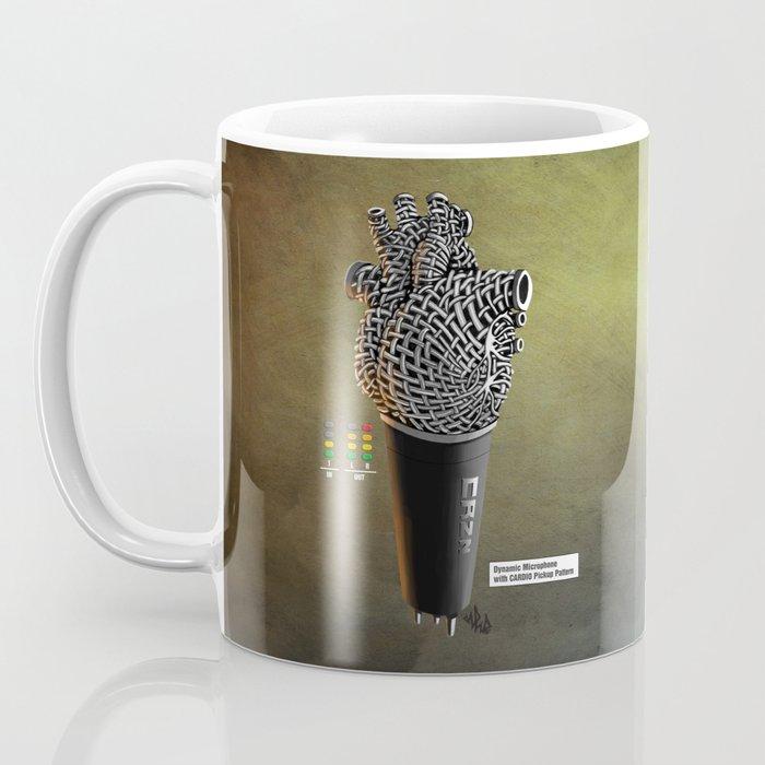 CRZN Dynamic Microphone - 003 Coffee Mug
