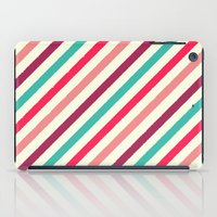 striped iPad Cases featuring Striped. by Tayler Willcox