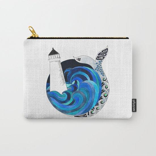 Nova Scotian Seas Carry-All Pouch