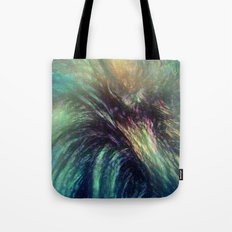 Bischon Flower Tote Bag