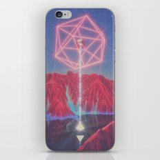 Teleportation iPhone & iPod Skin