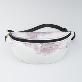 Cherry blossom sakura of Tokyo in Japan Fanny Pack