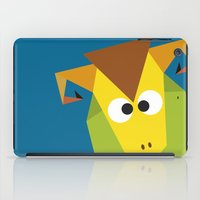 ram iPad Cases featuring Ram by Fairytale ink