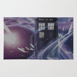 TARDIS SPACE Rug