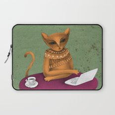 busy pretending Laptop Sleeve