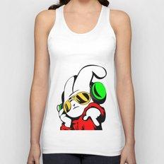 Dj Bunny Unisex Tank Top