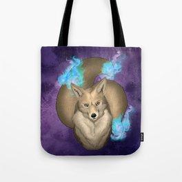 Never Trust A Fox Tote Bag