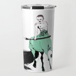 Centaure pas super contente Travel Mug