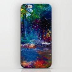 Cours d'eau iPhone & iPod Skin