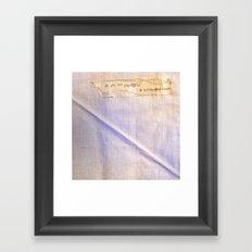 yourself Framed Art Print