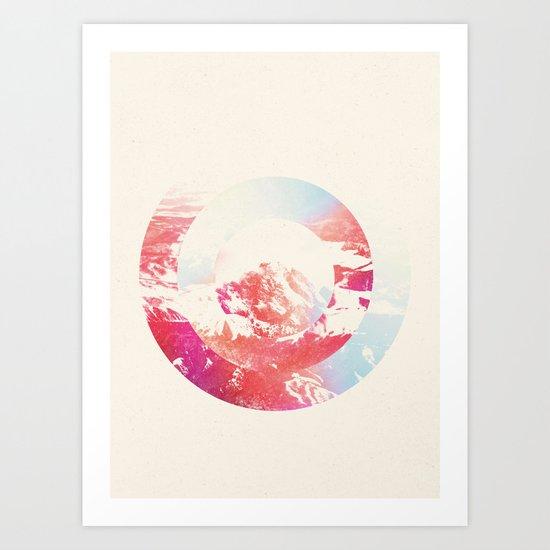 MTNS Art Print