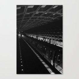 DC Metro IV Canvas Print