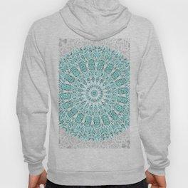 A Glittering Mandala Hoody