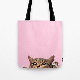 Bye Cat! Tote Bag
