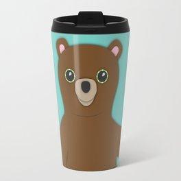Forest Bear Nursery Set Travel Mug