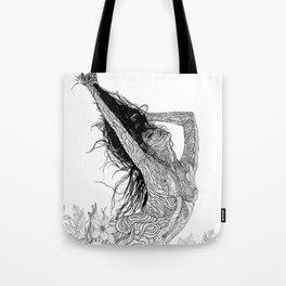 mystic transcendence Tote Bag