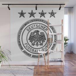 GERMANY NATIONAL FOOTBALL TEAM (DEUTSCHER FUSSBALL-BUND) Wall Mural