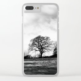 Whispers On The Wind Clear iPhone Case