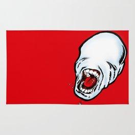 Screamer Red Rug