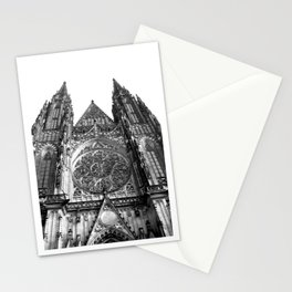 Gothic Cathedral Stationery Cards