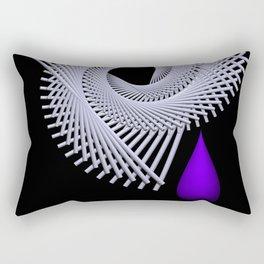elegance and style -7- Rectangular Pillow