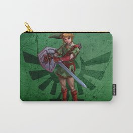Legend of Zelda-Link Carry-All Pouch