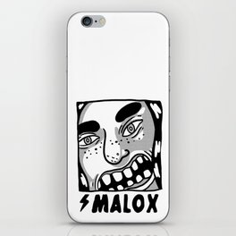 malox iPhone Skin