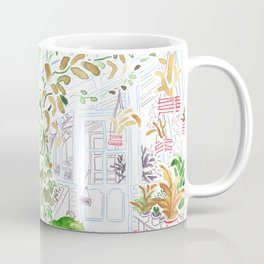 Darwin's Laboratory Coffee Mug