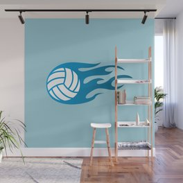 The Volleyball I Wall Mural