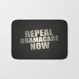Repeal Obamacare Now Bath Mat