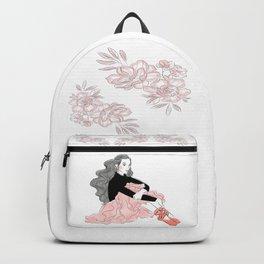 Lovely ballerina Backpack