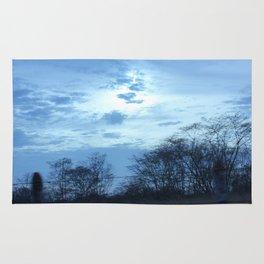 Perfect Sky Blue Sky Rug