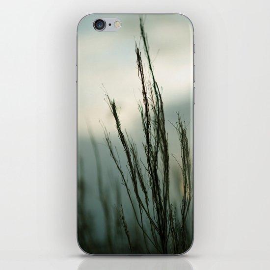 Alien World iPhone & iPod Skin