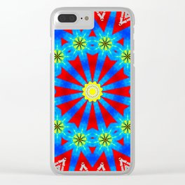 Stank Spice Blend Special Edition Clear iPhone Case
